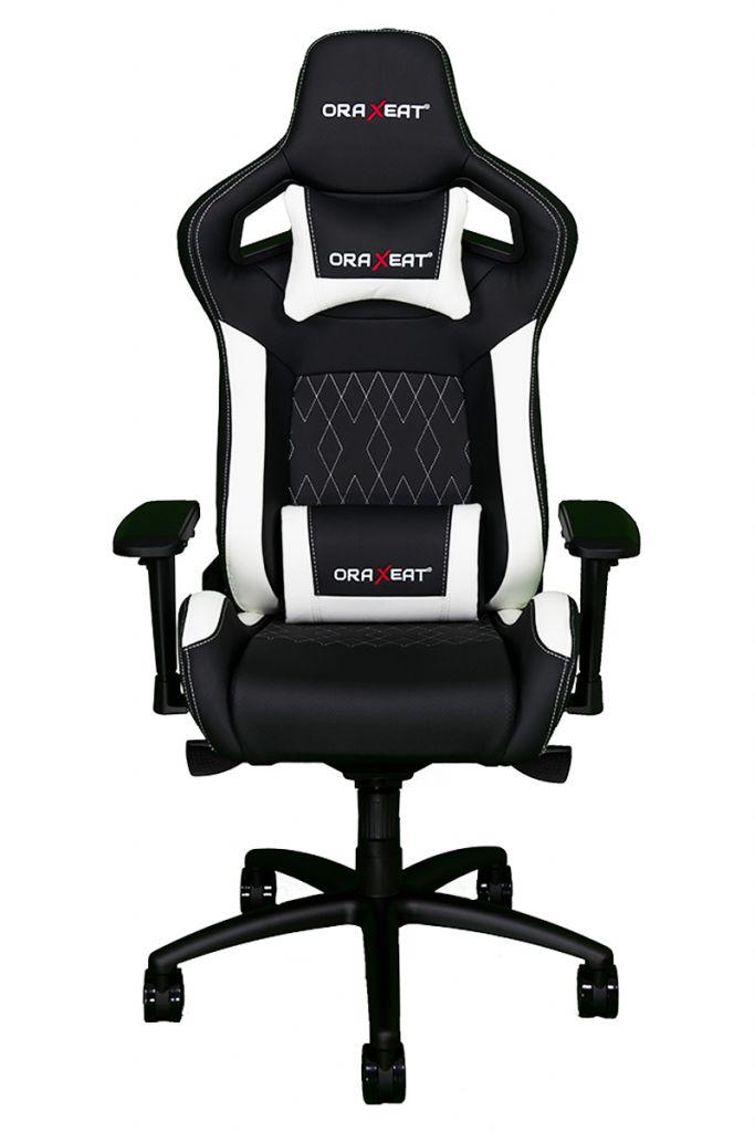 Siege Gamer ORAXEAT MX800 - Blanc