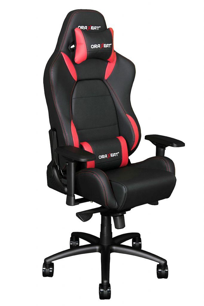 Siege Gamer ORAXEAT TK1000 - Rouge